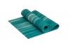 Коврик для йоги зеленый 8мм, 1,73х0,61м.