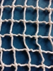 Сетка для лазания узловая, 20мм, ячейка 150х150мм.