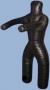 Манекен для борьбы 70-80кг, 1,8м, две ноги, н.кожа.