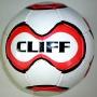 Мяч футбольный Cliff