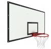Щит баскетбольный 180 х105 см, фанера на раме.