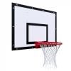 Щит баскетбольный тренировочный на раме, фанера 12мм, 120 х 90.