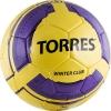 Мяч футбольный Winter Club.