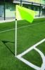 Флажок угловой футбольный, пластик с пружиной.