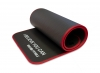 Коврик для йоги черный 10мм, 1,83х0,61м.