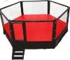 Ринг 8-угольный на подиуме 0,5м, D 5м.
