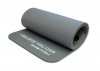 Коврик для йоги серый 12,5мм, 1,83х0,61м.