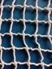 Сетка для лазания узловая 10мм, ячейка 200х200мм.