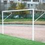 Ворота футбольные стационарные 7,32 х 2,44 м, без сетки.
